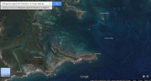 Mangrove Lagoon, St. Thomas USVI